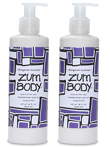 Zum Body Lotion - Bulgarian Lavender, 8.0 oz