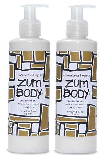 Zum Body Lotion - Frankincense & Myrrh, 8.0 oz