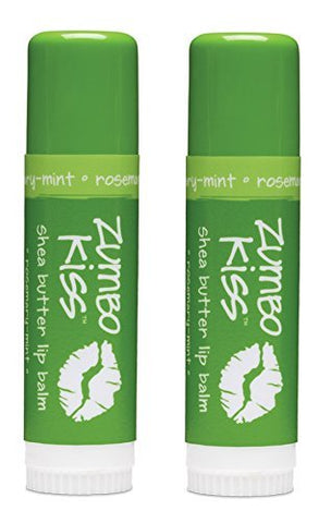 Zumbo Kiss Lip Balm Stick - Rosemary Mint, 0.5 oz