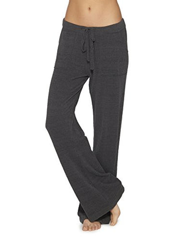 CozyChic Ultra Lite Womens Lounge Pant Carbon LG