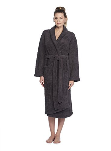 CozyChic Adult Robe Carbon 1