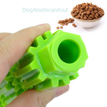 Load image into Gallery viewer, Interactive Rubber Dog Toys Pet Puppy Playing Feeding Food Toys Chew Biting Toy For Small Dogs Pets Teeth Cleaning BiteResistant