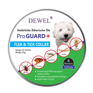 Flea and Tick Repellent Collar For Dogs