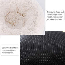Load image into Gallery viewer, Anti - Anxiety Comfortable Pet Bed | Suitable for Winters