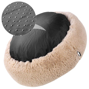 Anti - Anxiety Comfortable Pet Bed | Suitable for Winters