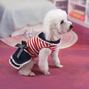 Adorable Dog Dresses for Small Dogs