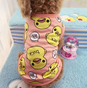 Good Night Dress for Pet Dogs