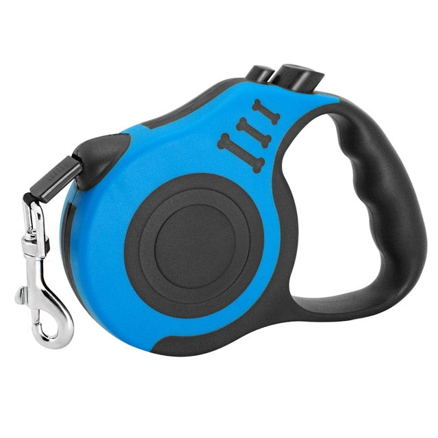 3M/5M Retractable Dog Leash