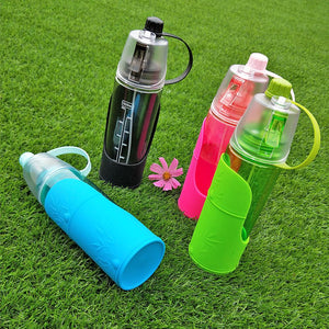 600ml Dog Water Bottle Portabal Travel Pet Puppy Cat Water Dispenser Feeder Dog Bowl For Small Medium Dogs Cats Drinking Outdoor