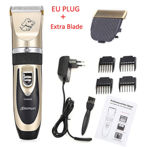 Electrical Pets (Cats & Dogs) Hair Trimmers