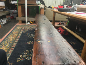 The 100.5 inch bench.