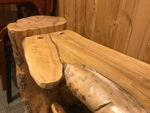The Dogwood Bench