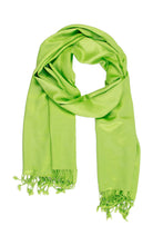 Load image into Gallery viewer, Lorlai Satin Viscose Scarf