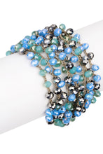 Load image into Gallery viewer, Mardi Beaded Statement Bracele