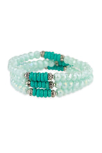 Load image into Gallery viewer, Alana Bead Stretch Bracelet