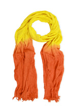 Load image into Gallery viewer, Crinkled Ombre Scarf