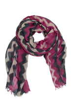 Load image into Gallery viewer, Harlow Wave Scarf