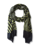 Load image into Gallery viewer, Wylla Mixed Print Scarf
