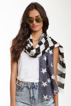 Load image into Gallery viewer, Star Spangled Scarf