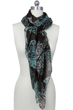 Load image into Gallery viewer, Evelina Roses Scarf