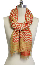 Load image into Gallery viewer, Mabel Chevron Scarf