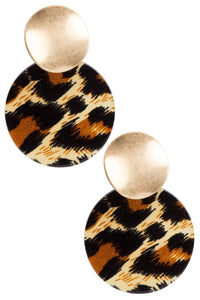 Safari Party Earring