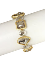 Load image into Gallery viewer, Gemstone Stretch Bracelet