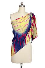 Load image into Gallery viewer, Paradise Tie Dye Scarf