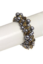Load image into Gallery viewer, Pearl Stretch Bracelet
