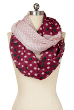 Load image into Gallery viewer, Keilani Mixed Infinity Scarf