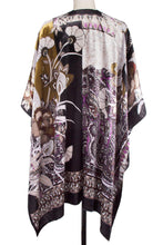 Load image into Gallery viewer, Paisley Burnout Kimono