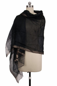 Shimmer and Shine Scarf BLACK