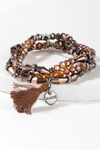 Nisha Stretch Bracelet Set