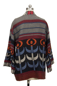 Southwestern Mixed Print Kimon
