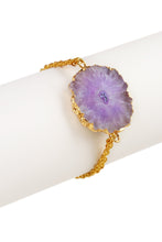 Load image into Gallery viewer, Crystal Flower Bracelet