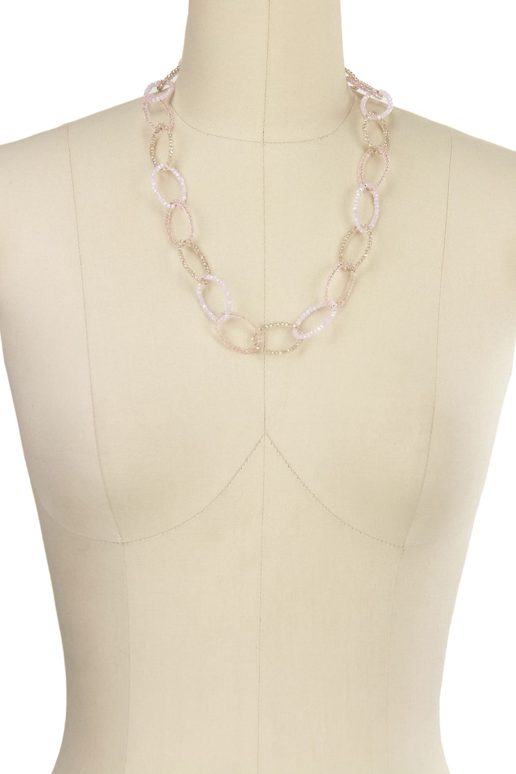 Sampark Oval Linked Collar Nec