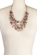 Load image into Gallery viewer, Mardi Beaded Statement Necklac