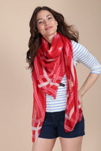 Load image into Gallery viewer, Star Combo Printed Scarf