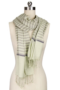 Simply Striped Scarf
