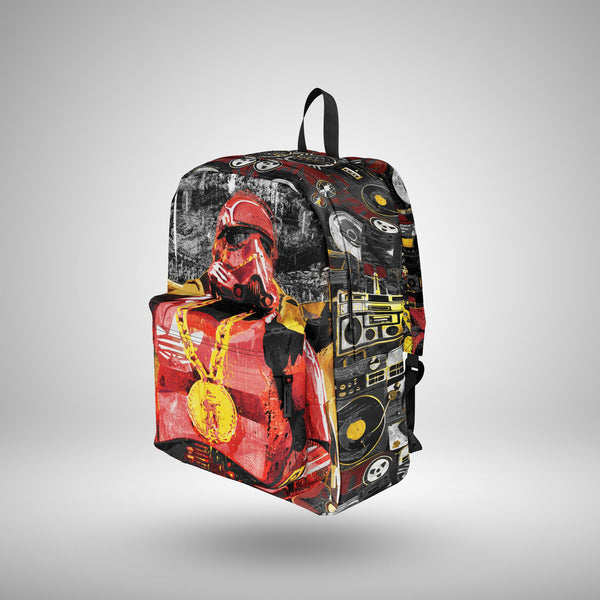 Trooper's Delight HipHopTrooper ~ Backpack