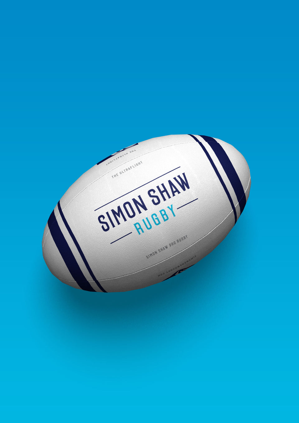 The UltraFlight Rugby Ball