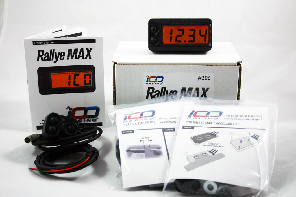 Complete Rally Navigation Kit
