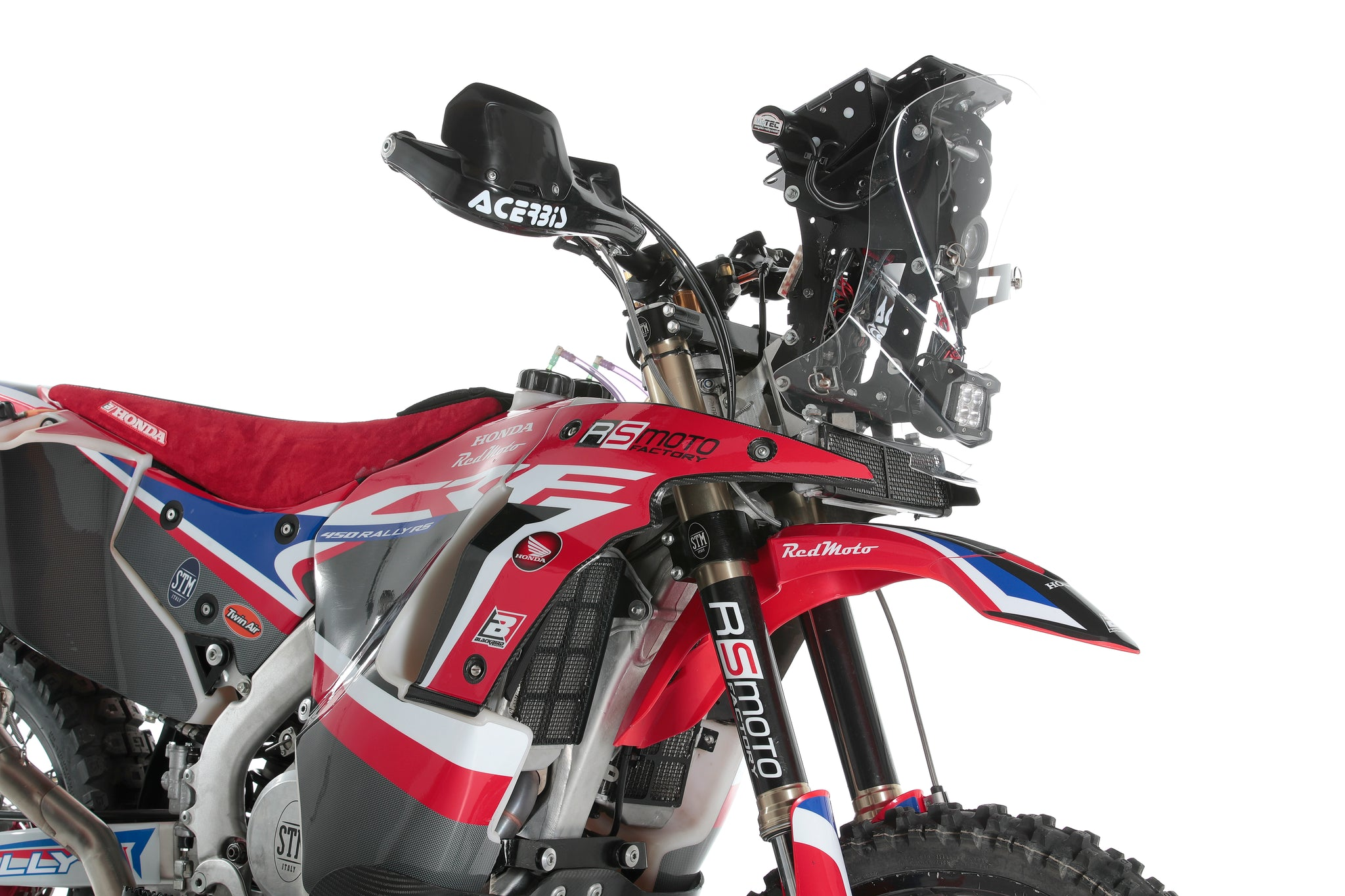 RS Moto Rally Kit for Honda CRF 450rx