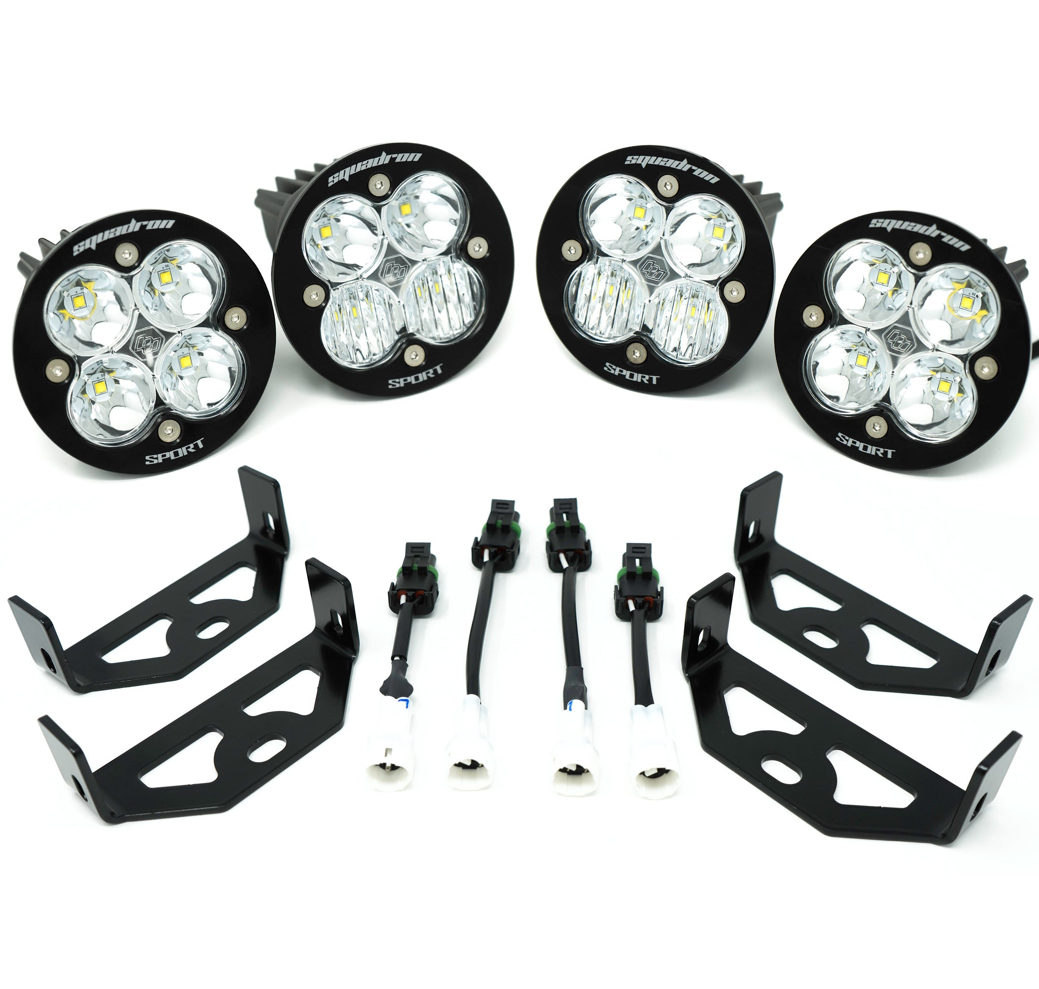 Baja Designs Yamaha YXZ Headlight Kit (Sport)
