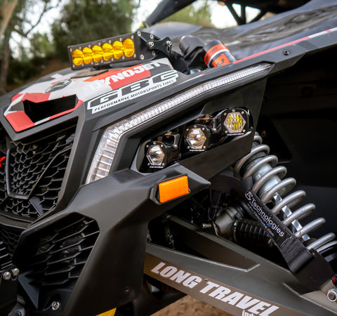 Baja Designs Can-Am X3 Headlight Kit LED