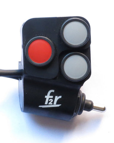 Right-hand Combo switch for Roadbook and ICO/TripMaster