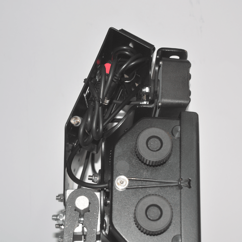 Power Box Mount and ICO Cable Protection Bracket