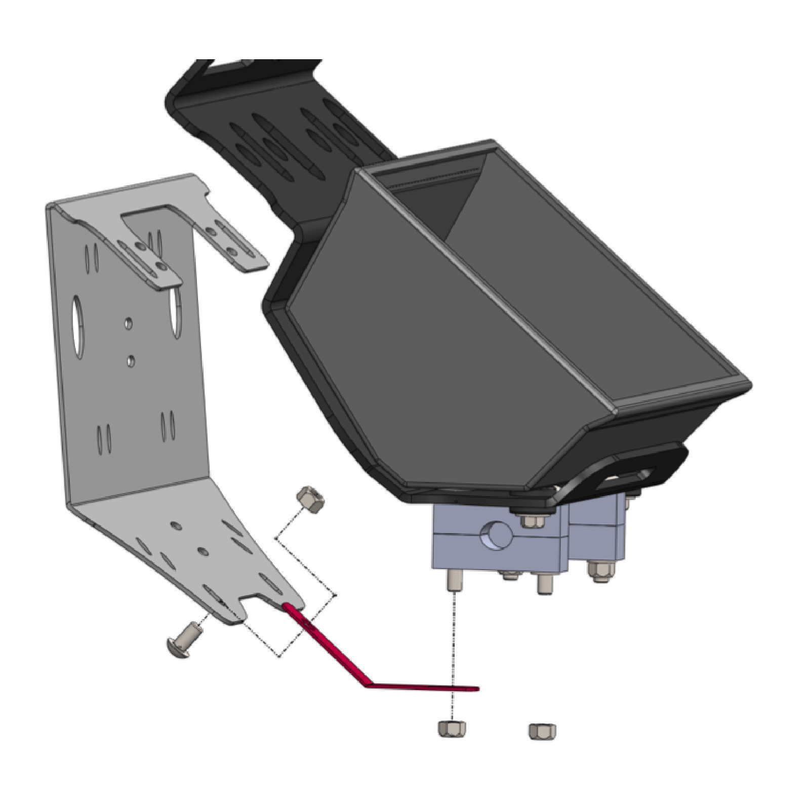 Migtec Protection Bracket Adapter
