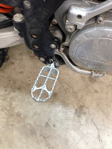 KTM Rally Replica Footpegs