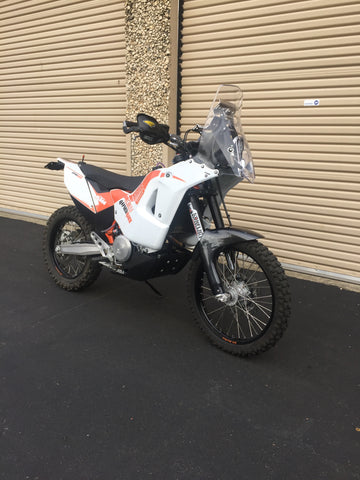 KTM 690 Africa Race Kit EVO 2
